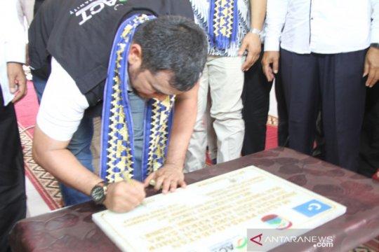 ACT resmikan masjid persahabatan Indonesia-Turkistan Timur (Uighur)