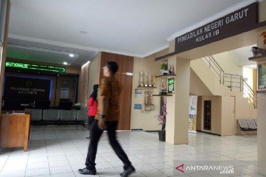 Tiga terdakwa kasus video asusila di Garut terancam 12 tahun penjara