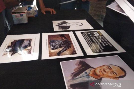 Polres Bogor sebarkan sketsa wajah mayat dalam koper