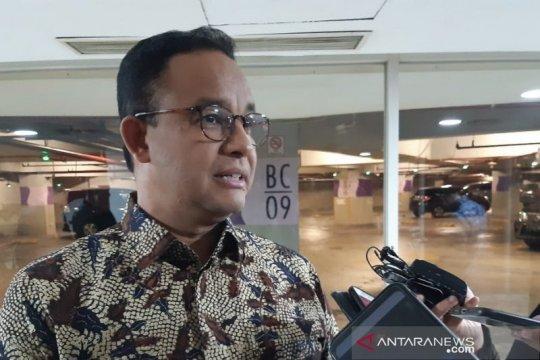Anies sampaikan Raperda APBD Jakarta 2020