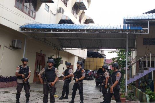 KPK jelaskan penggeledahan Pekanbaru terkait korupsi Bupati Bengkalis