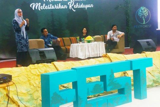 Seminar lingkungan Walhi-GYM ajak masyarakat selamatkan hutan