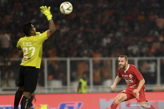 Ambisi kiper Persipura lanjutkan Liga 1 pupus akibat cedera