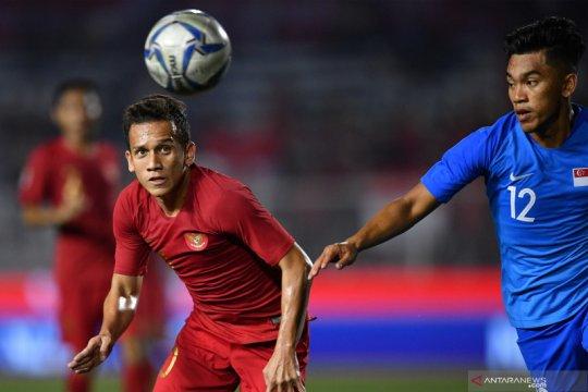 Egy Maulana Vikri cerita atmonsfer sepak bola Indonesia lebih ngeri