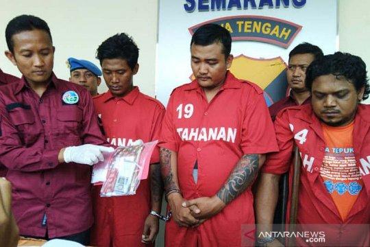 Polisi tangkap komplotan penyelundup shabu-shabu ke dalam LP