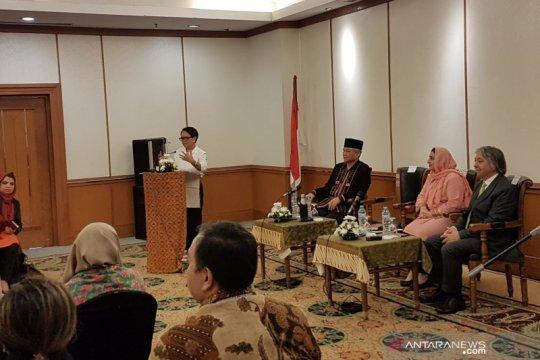Menlu Retno tegaskan tidak ada perdamaian tanpa keterlibatan perempuan