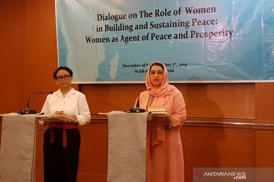 Afghanistan harap Indonesia bantu wujudkan kesetaraan, perdamaian