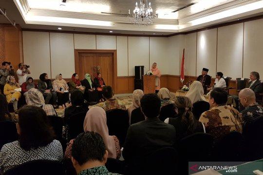 Menteri paparkan kemajuan peran, pemberdayaan perempuan di Afghanistan