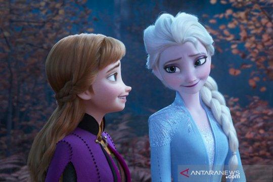 """""""Frozen 2"""" raup 155 juta dolar selama liburan Thanksgiving"""