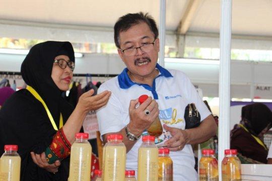 Perum Jamkrindo gelar Festival UMKM 2019