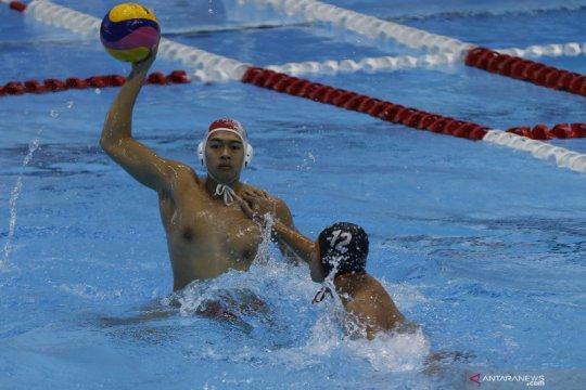 Polo air putra persembahkan emas pertama bagi Indonesia
