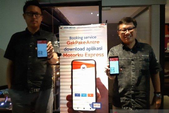 Astra Motor Papua luncurkan aplikasi antrean servis