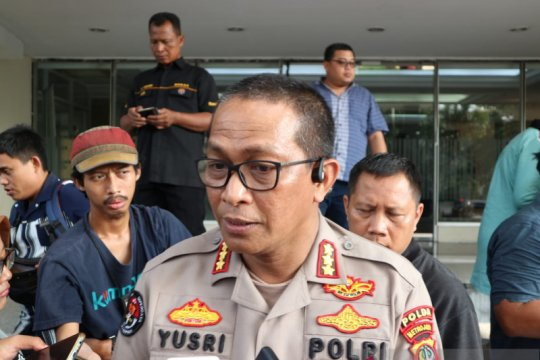 Polisi belum temukan keterlibatan pemain dalam skandal pengaturan skor