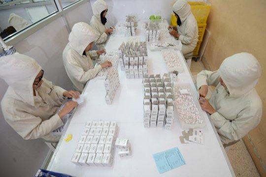 """Emiten farmasi Phapros gandeng Unair kembangkan serum """"anti-aging"""""""