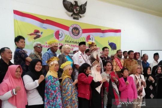 Gandeng ormas di Jakarta, Laskar Palapa serukan Papua damai