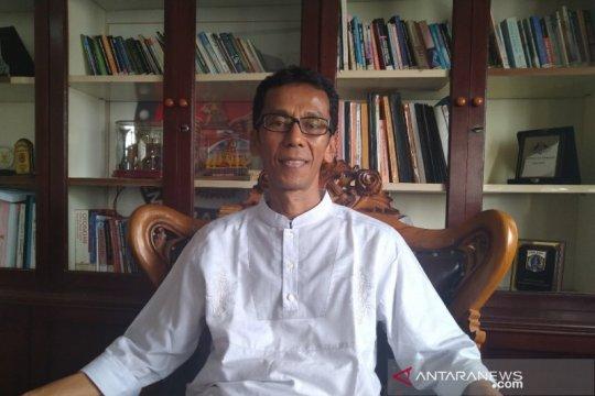 DKPP berhentikan Amnasmen dari jabatan Ketua KPU Sumatera Barat