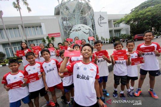 18 atlet muda raih Beasiswa Bulutangkis 2019