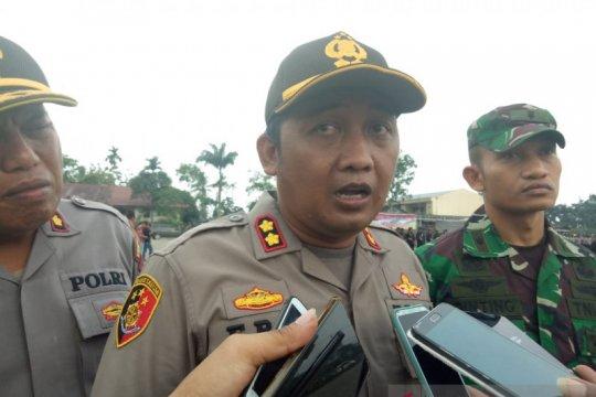 600 personel TNI-Polri amankan Timika saat HUT OPM
