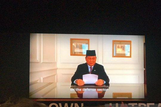 Prabowo: Indonesia akan intensifkan upaya pemeliharaan perdamaian