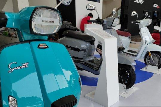 """Lambretta tawarkan """"service"""" dan helm gratis di IIMS Motobike 2019"""