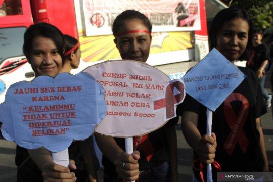 Mahasiswa UCB ajak masyarakat tak perlu takut dengan Odha