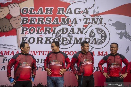Olahraga bersama untuk Indonesia