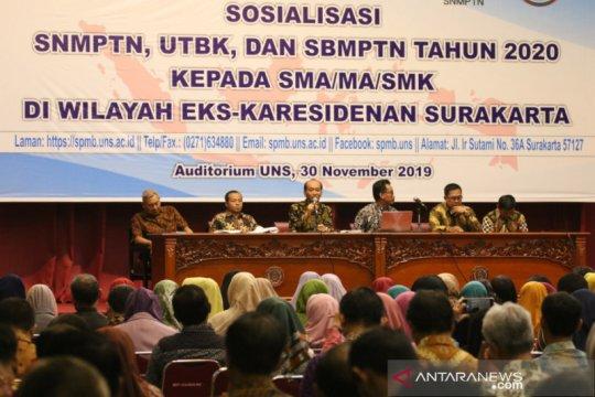 LTMPT belum pastikan kapan pendaftaran dan pelaksanaan UTBK