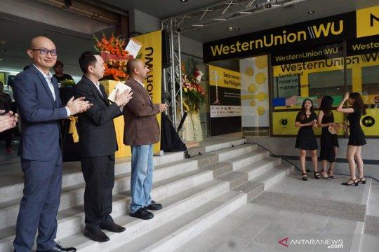 Transfer uang Western Union Malaysia ke Indonesia satu juta lebih