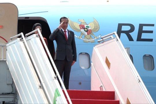 Ke Thailand, Presiden bawa misi kerja sama konsep Indo-Pasifik