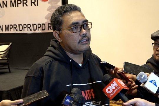 Pimpinan MPR sebut teroris muncul akibat miskin rasa kebangsaan