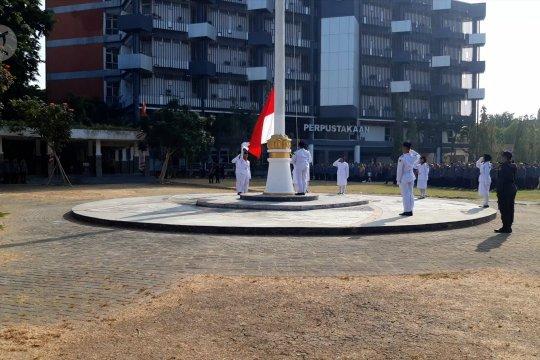 Menristek pimpin upacara Hari Pahlawan di Kampus ITS