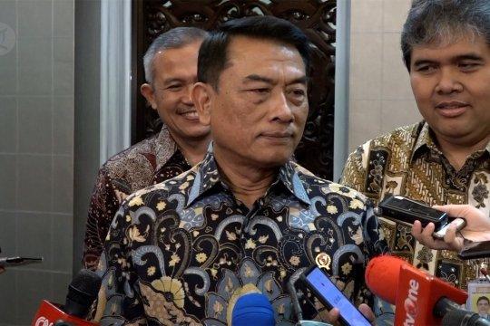 Moeldoko usulkan nama calon Wakil KSP ke Jokowi