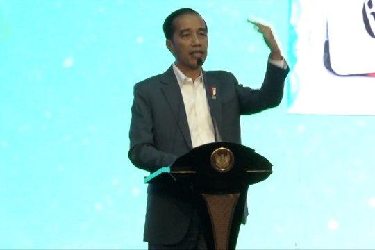 Presiden Jokowi targetkan stunting berkurang jadi 14% pada 2024