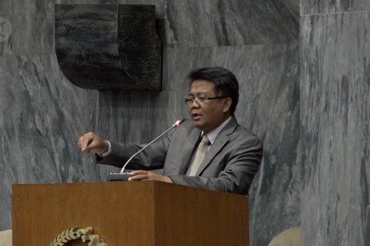 Presiden PKS imbau guru tidak berpolitik