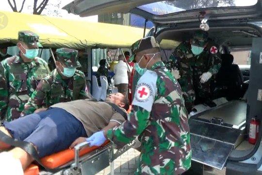 TNI AL dilatih pencarian dan pertolongan SAR