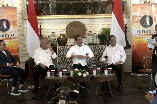 Presiden sebut dua tahapan menuju Indonesia Emas 2045