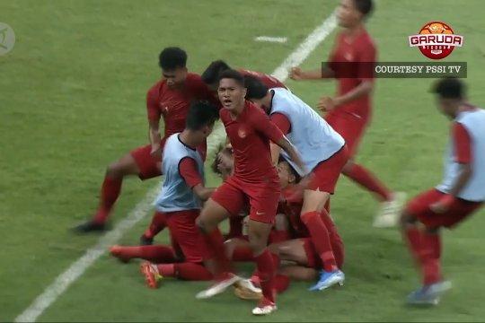 Sukses bawa U-19 lolos Piala Asia, Fakhri Husaini pamit sebagai pelatih