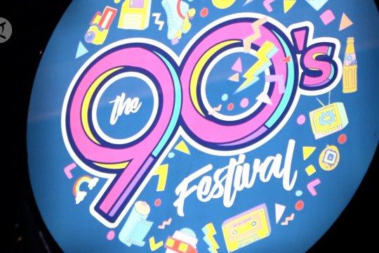 The 90s Festival: kembalikan kenangan era 90an
