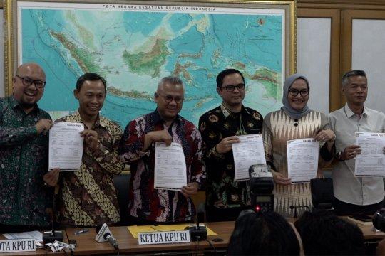 Lima daerah belum tanda tangani NPHD