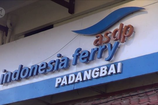 ASDP benahi Pelabuhan Padangbai, Karangasem