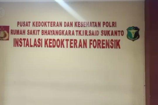 WNA tenggelam di Banten tiba di RS Polri Kramat Jati