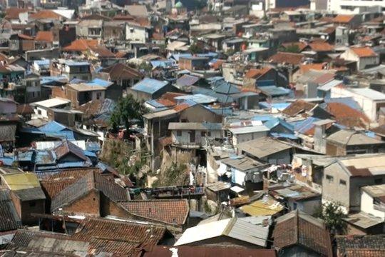 171 hektare kawasan di Bandung masuk kategori kumuh