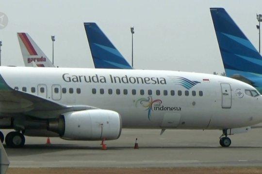Jelang Natal-Tahun Baru, Garuda siapkan pesawat berbadan besar