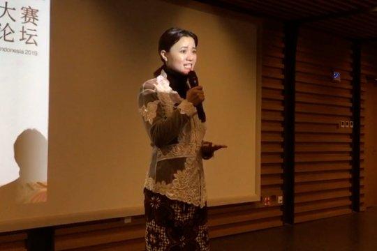 Lomba pidato bahasa Indonesia tingkat nasional di China