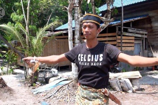 Ritual Tiwah, cara Suku Dayak menghargai kematian