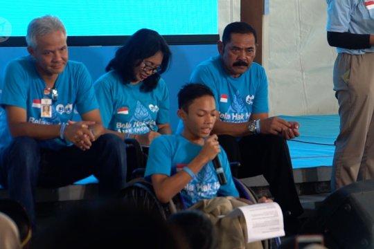 Forum anak soroti korupsi hingga perkawinan