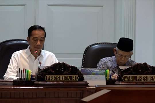 Instruksi Presiden terkait program penciptaan lapangan kerja