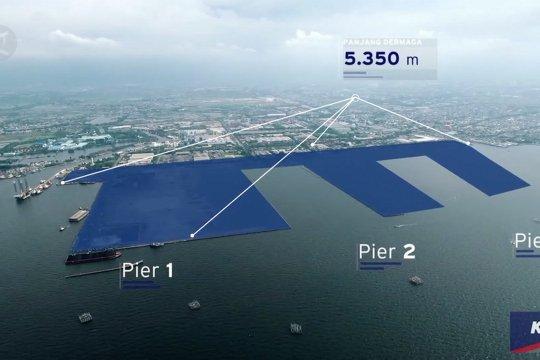 Penyelesaian Pelabuhan KCN ajang pembuktian komitmen Jokowi
