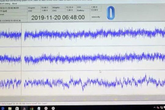 BMKG Ternate tambah dua alat deteksi dini tsunami dan gempa bumi