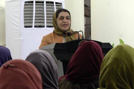 Indonesia dorong kaum perempuan Afganistan bangun perdamaian